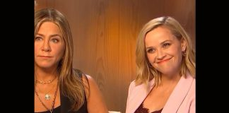 Jenifer Aniston, Reese Witherspoon re-enact 'Friends' episode