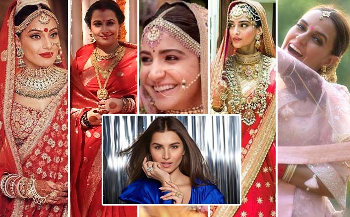 From Sonam Kapoor To Anushka Sharma - Jewellery Inspiration From The Real Brides Of Bollywood!