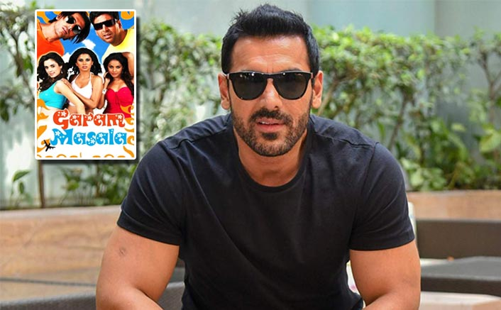 """John Abraham On Reuniting With Akshay Kumar: """"I Wish There Is Part Two Of Garam Masala Just For The Sake Of The Audiences"""""""