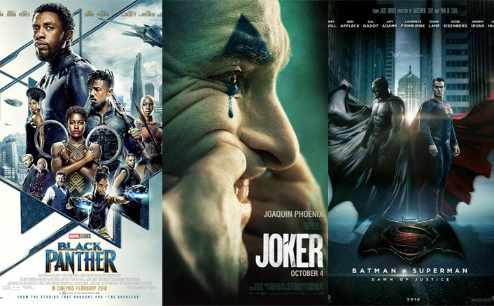 Joker Box Office (India): Crosses Black Panther & Equals Batman V Superman: Dawn of Justice In 10 Days