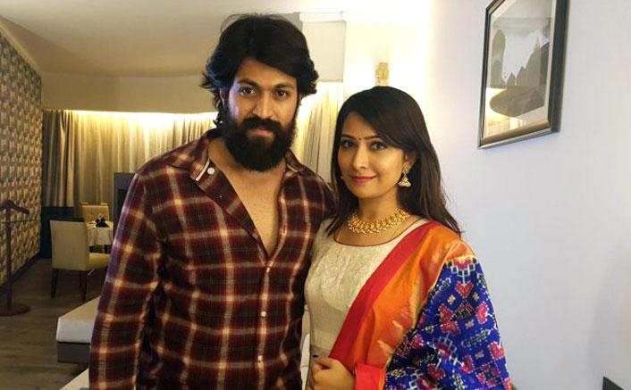 #JrRockyBhai: KGF Star Yash & Wife Radhika Blessed With A Baby Boy