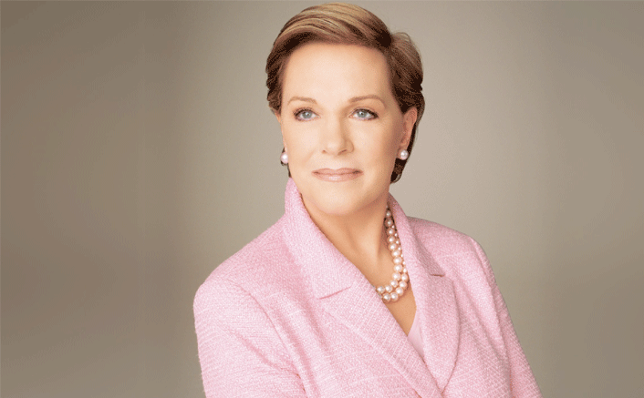 Julie Andrews says therapy saved her life