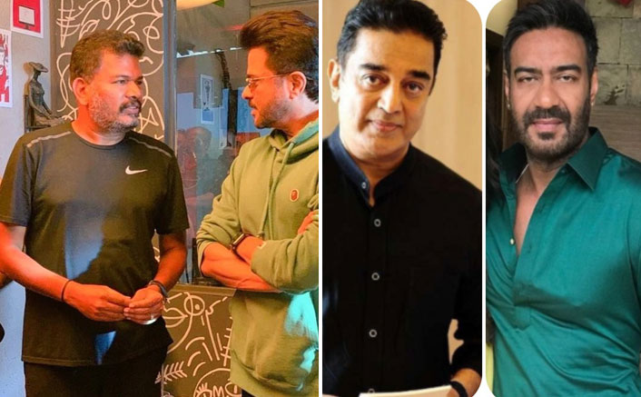 JUST IN! Anil Kapoor Replaces Ajay Devgn In Kamal Haasan's Indian 2?