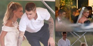 Justin Bieber & Hailey Baldwin FIRST Wedding Pictures OUT!