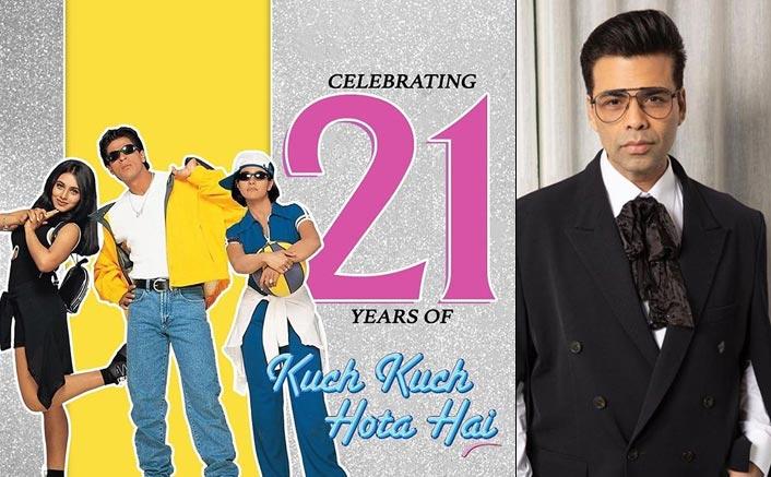 21 Years Of Kuch Kuch Hota Hai: Ecstatic Karan Johar Thanks Shah Rukh Khan & Team
