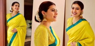 Kajol Just Proved Simple Is Classic!