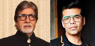 Karan Johar Calls Amitabh Bachchan His Biggest Inspiration As The Megastar Celebrate 77th Birthday