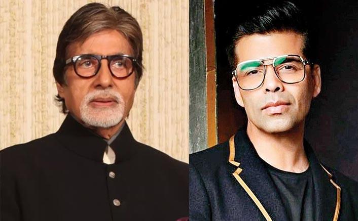 Karan Johar Calls Amitabh Bachchan His Biggest Inspiration As The Megastar Celebrate 77th Birthday
