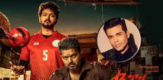 Karan Johar Heaps Praises On Thalapathy Vijay's Bigil