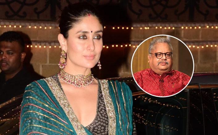 Kareena Kapoor Khan Gets Financial Advice By Indian's Billionaire Investor Rakesh Jhunjhunwala