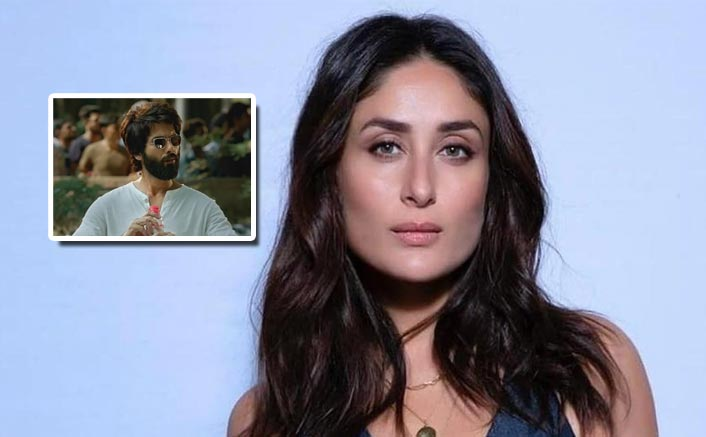 Kareena Kapoor reacts to criticism around ex-boyfriend Shahid Kapoor`s Kabir Singh