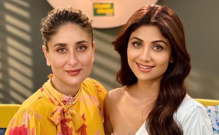 Kareena Kapoor Khan & Shilpa Shetty Are Made Of 'Sarcasm, Sunhine & Killer Jawline'