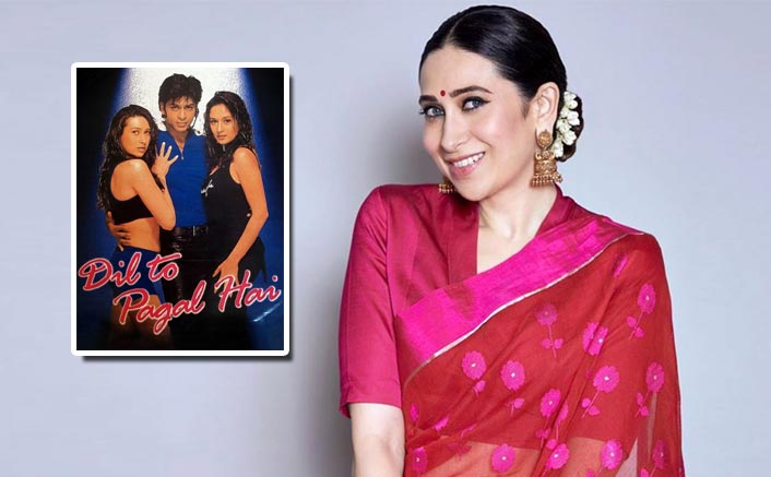 Karisma Kapoor Reveals She Did Dil To Pagal Hai When No Other Actress Was Willing To!