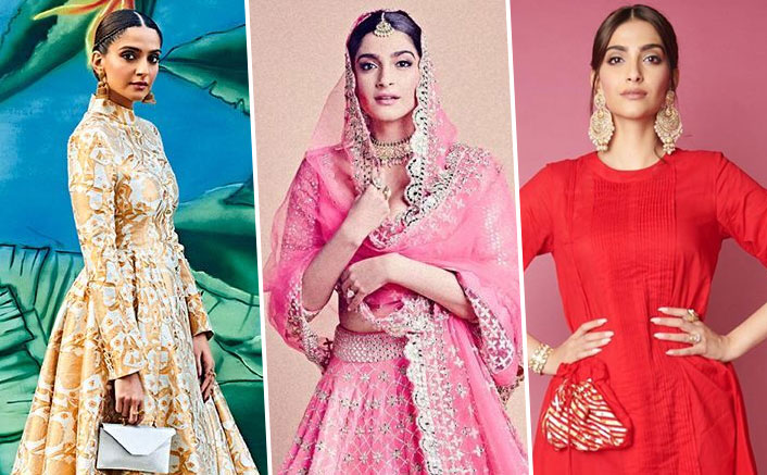 Karwa Chauth 2019: 3 Picks From Sonam Kapoor's Wardrobe This Festive Season