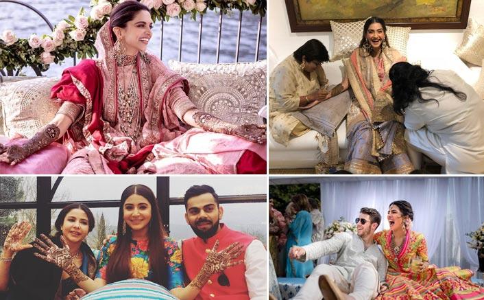 Karwa Chauth 2019: From Deepika Padukone To Sonam Kapoor; Here Are 4 Mehendi Designs That You Must Try