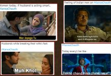 Karwa Chauth 2019: Here Are All The Bollywood Memes To Cheer Your Fasting Mood