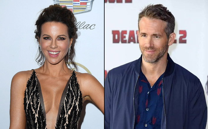 "Kate Beckinsale: ""I Look Exactly Like Ryan Reynolds, Like In A Shocking Way"""