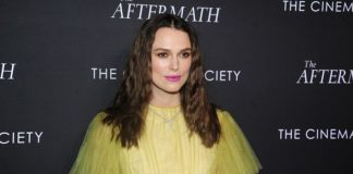 Keira Knightley picks own body double for nude scene