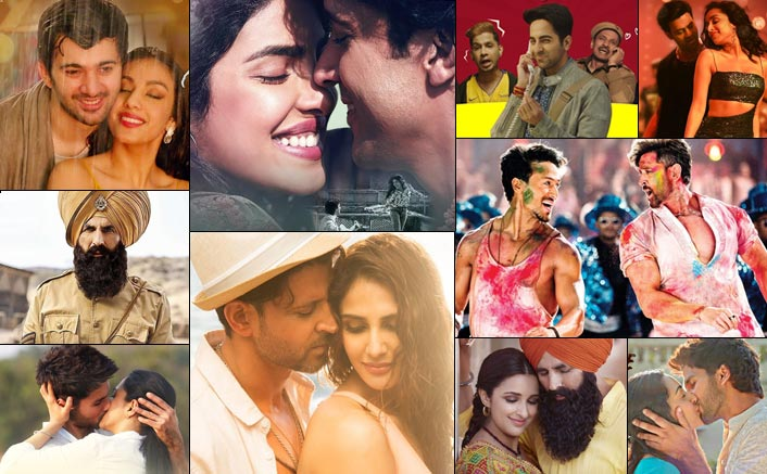 Koimoi Bollywood Music Countdown September 2019: From War's Jai Jai Shiv Shankar To Dil Hi Toh Hai From TSIP - VOTE NOW!