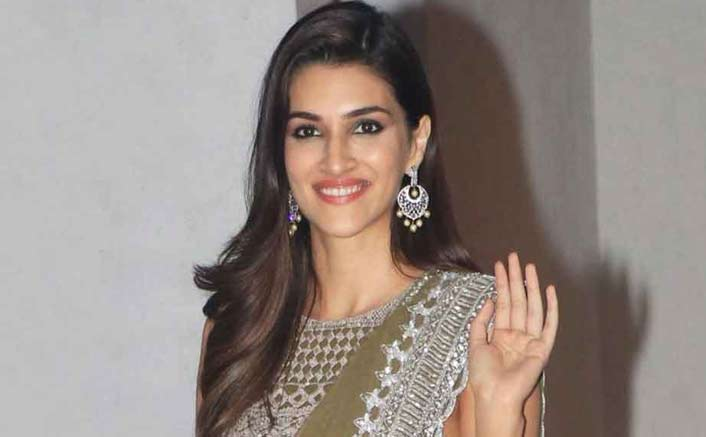 Kriti Sanon starts shooting for 'Mimi' in Rajasthan
