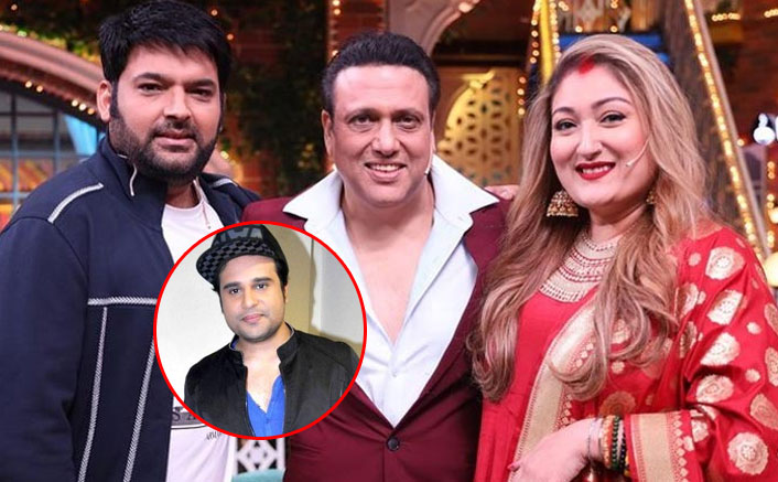 Krushna Abhishek On Being Missing From Stage When Govinda & Wife Sunita Appeared On The Kapil Sharma Show