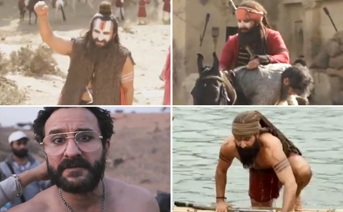 Laal Kaptaan: It Took Saif Ali Khan Two Hours To Get Ready For His Role As Naga Sadhu