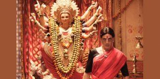 Laxmmi Bomb FIRST LOOK OUT: Akshay Kumar Treats Fans With His Horrific Navaratri Avatar!