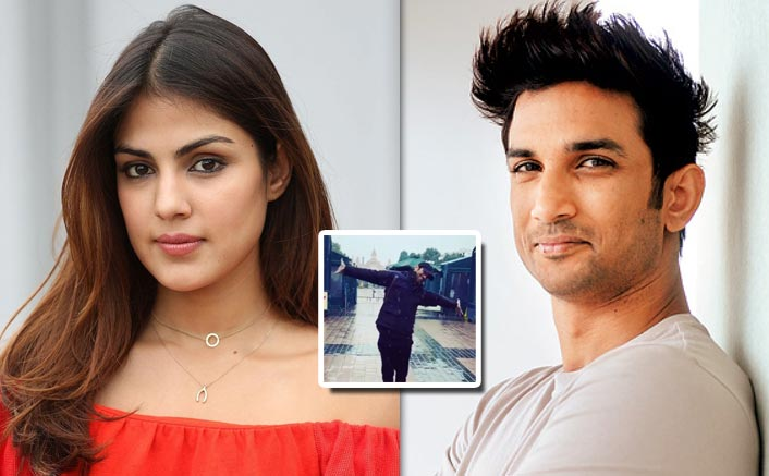 Sushant Singh Rajput & Rhea Chakraborty Spend Quality Time Together On A 15-Day Getaway In Paris