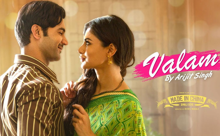 Valam From Made In China: Arijit Singh's Voice Encapsulates Rajkummar Rao & Mouni Roy's Soul-Stirring Romance