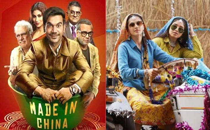 Made In China & Saand Ki Aankh Box Office Day 2 Advance Booking Update