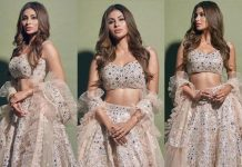 Make Heads Turn AT You Next Wedding Appearance With This MouniRoy Inspired Outfit