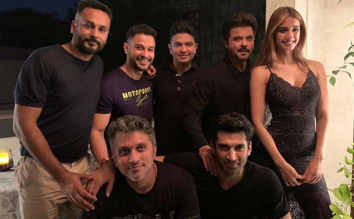 Disha Patani parties with the cast of Malang post wrap up!