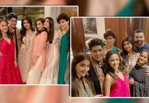 Manish Malhotra's Diwali Party: Karan Johar, Shilpa Shetty & Ekta Kapoor Grace The Party With Their Presence