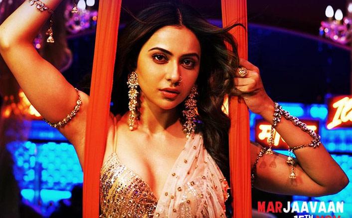 Marjaavaan: Rakul Preet Sizzles in The Haiyaa Promo