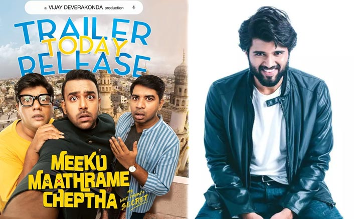 Meeku Maathrame Chepta: Trailer Of Vijay Deverakonda's Debut Productional Venture To Be Launched By Mahesh Babu