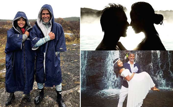 Milind Soman & Wife Ankita Konwar Are Back To Oozing The Oomph With Their Vacay Pics