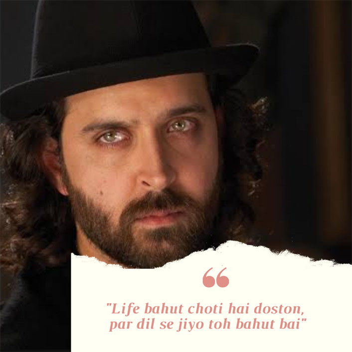 #MondayMotivation: Here's A SUPER HOT Hrithik Roshan Gently Reminding You To Live Your Life Freely