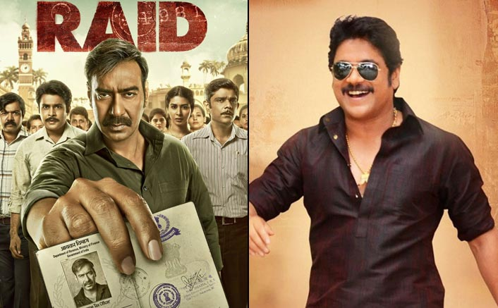 Nagarjuna To Step In Ajay Devgn's Shoes For Telugu Remake Of Raid?