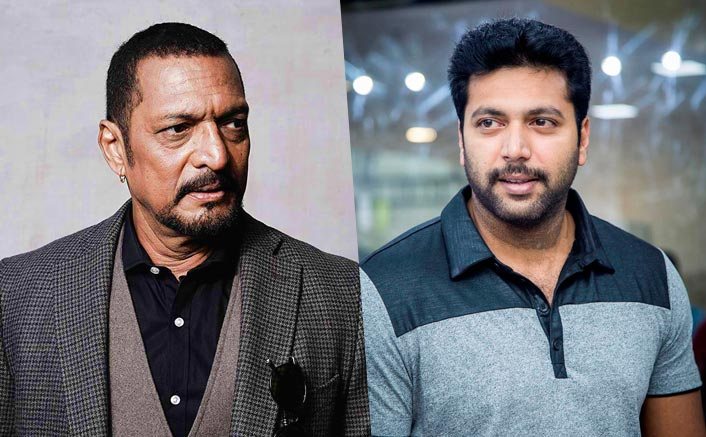 Nana Patekar Signs First Project Opposite Jayam Ravi Post #MeToo Blow?