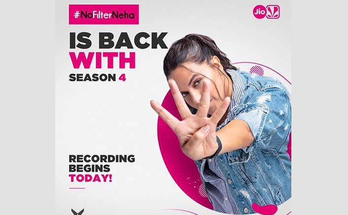 Neha Dhupia excited to return with #NoFilterNeha season 4
