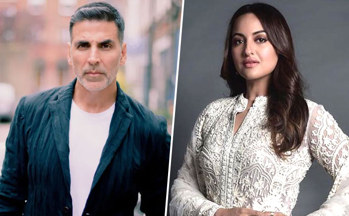 News of Akshay Kumar Bodyshaming Sonakshi Sinha's 'Typical Indian Figure' Goes VIRAL; Actress Reacts