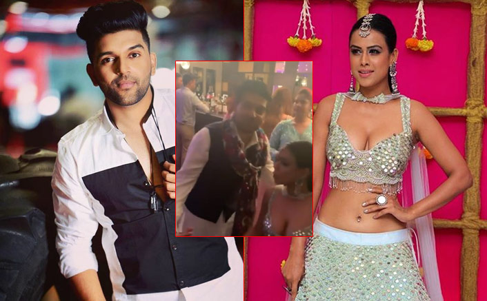 Nia Sharma grooves with Guru Randhawa