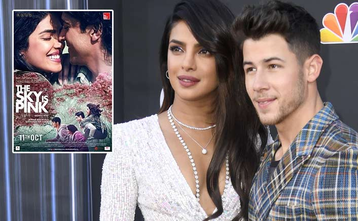 Nick Jonas reviews Priyanka Chopra Jonas Starrer The Sky Is Pink! Here's What He Has To Say