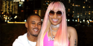 Nicki Minaj secretly weds Kenneth Petty