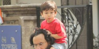 No More Taimur Ali Khan Pictures Now? The Munchkin Has Learned To Say No