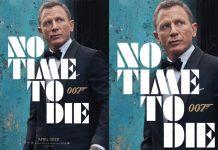 No Time To Die Poster: James Bond Daniel Craig Looks Dashing As Ever