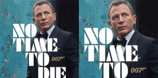 No Time To Die Poster: James Bond Daniel Craig Looks Dashing As Ever