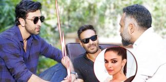 Not Ranbir Kapoor But Deepika Padukone To Be Paired Opposite Ajay Devgn In Luv Ranjan's Next?