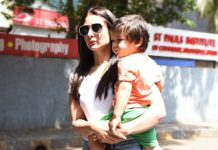 Not The Paparazzi But Taimur Ali Khan Hates When Mommy Kareena Kapoor Khan Takes His Picture