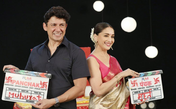 Panchak: Madhuri Dixit Nene Announces Her Next Film As A Producer